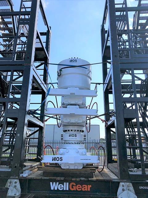 Pressure Control Equipment | Helix Oil