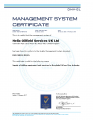 DNV ISO 9001:2015