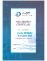 Decom North Sea 2019